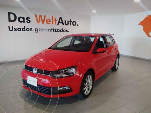 Volkswagen Polo Hatchback Design & Sound usado (2020) color Rojo precio $219,500