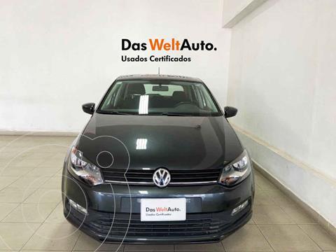 Volkswagen Polo Hatchback Design & Sound usado (2020) color Gris precio $222,255
