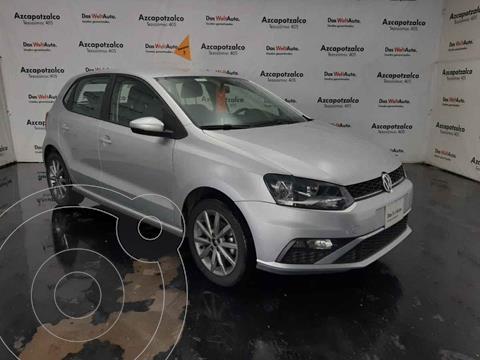 Volkswagen Polo Hatchback Design & Sound usado (2020) color Plata precio $244,990