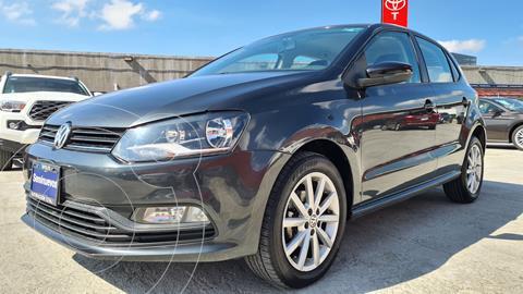 Volkswagen Polo Hatchback Sportline DSG usado (2018) color Gris precio $219,000