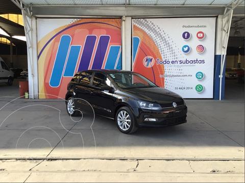 Volkswagen Polo Hatchback Disign & Sound Tiptronic usado (2019) color Negro precio $119,000