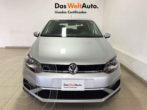 Volkswagen Polo Hatchback Comfortline Plus Tiptronic usado (2020) color Plata precio $274,130