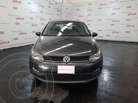 Volkswagen Polo Hatchback Design & Sound Tiptronic usado (2020) color Gris Carbono precio $250,000