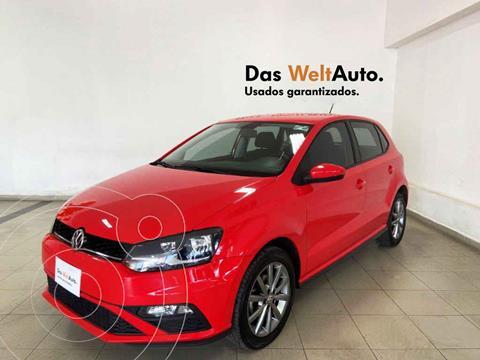Volkswagen Polo Hatchback Disign & Sound Tiptronic usado (2020) color Rojo precio $228,639