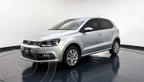 Volkswagen Polo Hatchback Design & Sound usado (2019) color Plata precio $192,999