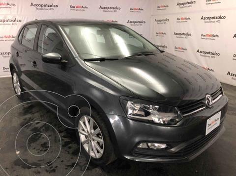 Volkswagen Polo Hatchback Design & Sound usado (2020) color Gris precio $219,990