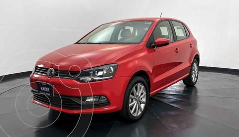 Volkswagen Polo Hatchback Design & Sound usado (2020) color Rojo precio $224,999