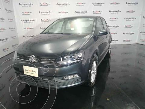 Volkswagen Polo Hatchback Disign & Sound Tiptronic usado (2020) color Gris precio $234,990