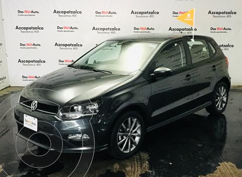 Volkswagen Polo Hatchback Design & Sound usado (2020) color Gris Carbono financiado en mensualidades(enganche $53,000 mensualidades desde $5,843)