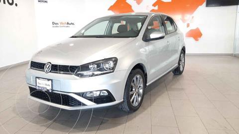 Volkswagen Polo Hatchback Comfortline Plus usado (2020) color Plata precio $229,900