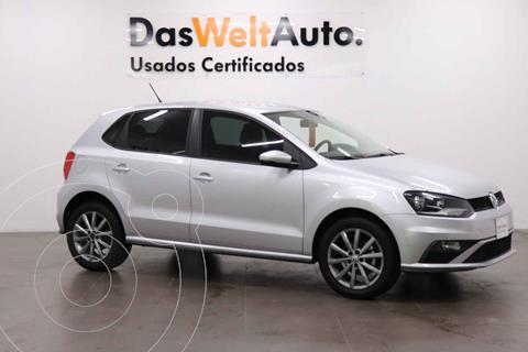 Volkswagen Polo Hatchback Design & Sound usado (2020) color Plata precio $257,000