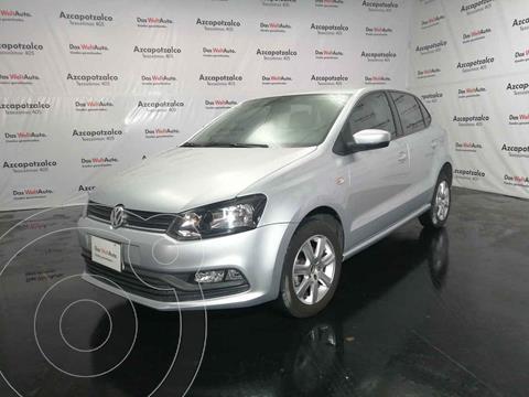 Volkswagen Polo Hatchback 1.6L usado (2015) color Plata precio $144,990