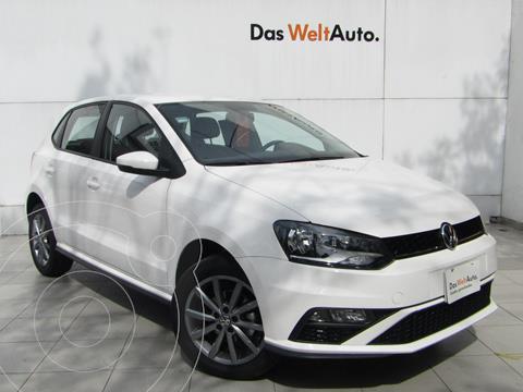 Volkswagen Polo Hatchback Comfortline Plus Tiptronic usado (2020) color Blanco Candy precio $259,000