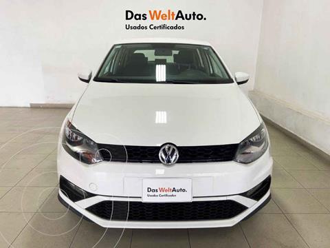 Volkswagen Polo Hatchback Comfortline Plus usado (2020) color Blanco precio $237,856