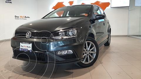 Volkswagen Polo Hatchback Design & Sound usado (2020) color Gris financiado en mensualidades(enganche $53,100 mensualidades desde $7,065)
