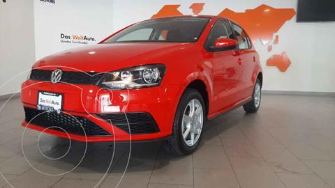 foto Volkswagen Polo Hatchback Startline Tiptronic usado (2020) color Rojo precio $265,000
