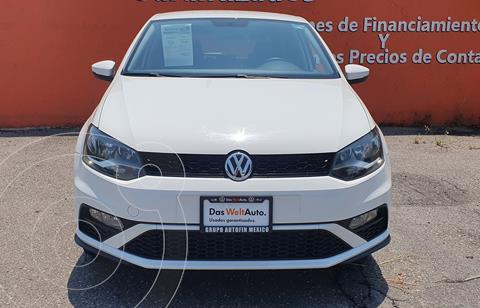 Volkswagen Polo Hatchback Comfortline Plus usado (2020) color Blanco Candy precio $264,900