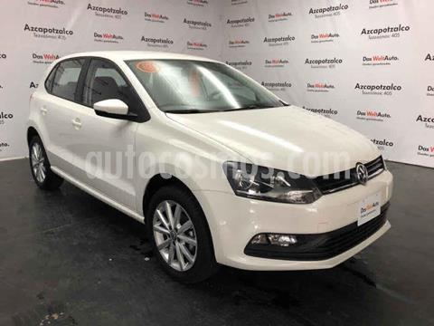 Volkswagen Polo Hatchback Startline usado (2020) color Blanco precio $204,990