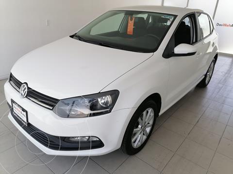 Volkswagen Polo Hatchback Comfortline Plus usado (2020) color Blanco precio $225,000