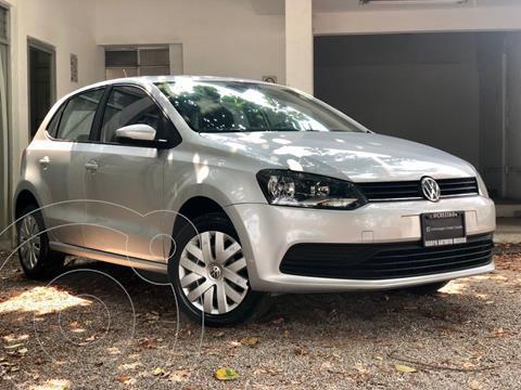 Volkswagen Polo Hatchback Startline usado (2018) color Plata Reflex precio $180,000