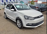 Volkswagen Polo Hatchback Disign & Sound Tiptronic usado (2019) color Blanco precio $245,000
