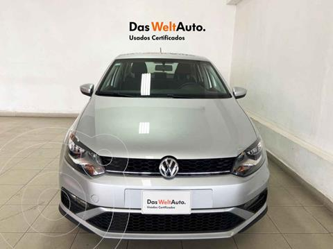 Volkswagen Polo Hatchback Disign & Sound Tiptronic usado (2020) color Plata precio $239,451