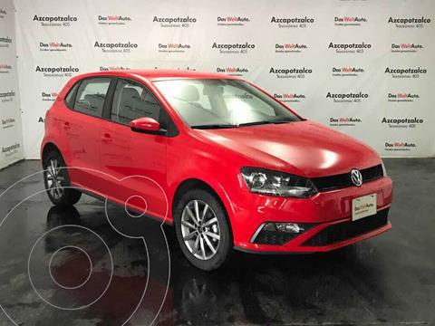 Volkswagen Polo Hatchback Design & Sound usado (2020) color Rojo precio $264,990