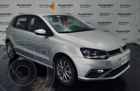 Volkswagen Polo Hatchback Design & Sound usado (2020) color Plata Reflex precio $244,990