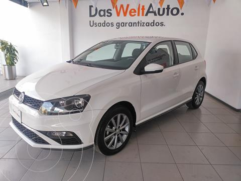 Volkswagen Polo Hatchback Design & Sound usado (2020) color Blanco precio $239,000