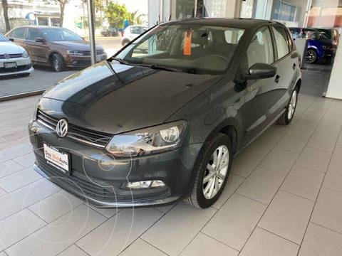 Volkswagen Polo Hatchback Disign & Sound Tiptronic usado (2020) color Gris precio $235,000