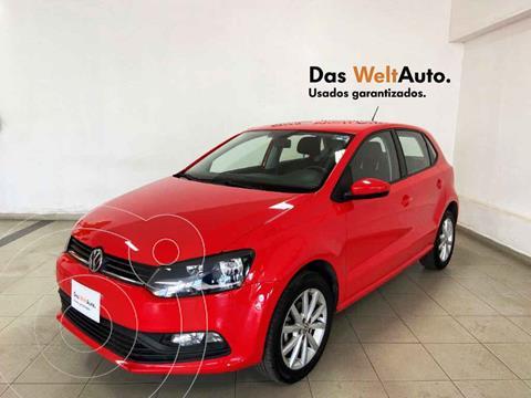 Volkswagen Polo Hatchback Disign & Sound Tiptronic usado (2020) color Rojo precio $234,414