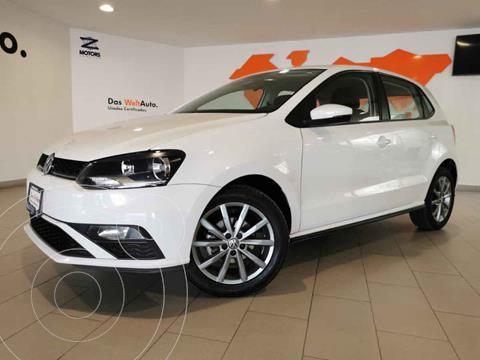 Volkswagen Polo Hatchback Design & Sound usado (2020) color Blanco precio $269,900