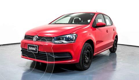 Volkswagen Polo Hatchback Startline usado (2019) color Rojo precio $192,999