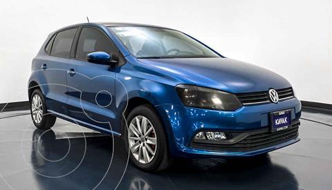 Volkswagen Polo Hatchback Startline usado (2019) color Azul precio $187,999