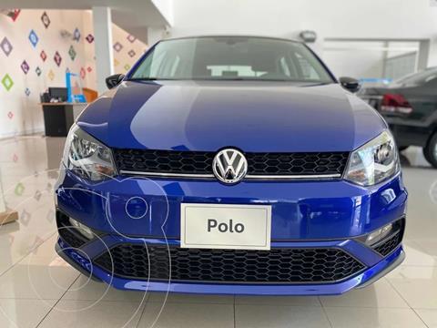 Volkswagen Polo Hatchback Edicion Especial nuevo color Azul Metalico precio $291,990