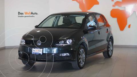 Volkswagen Polo Hatchback Design & Sound usado (2020) color Gris precio $259,900
