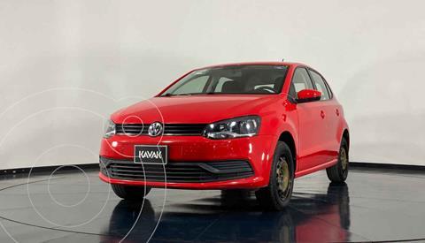 Volkswagen Polo Hatchback Startline Tiptronic usado (2020) color Rojo precio $250,999