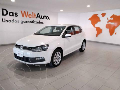 Volkswagen Polo Hatchback Design & Sound usado (2020) color Blanco precio $227,500