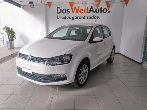 Volkswagen Polo Hatchback Sound usado (2020) color Blanco precio $229,000
