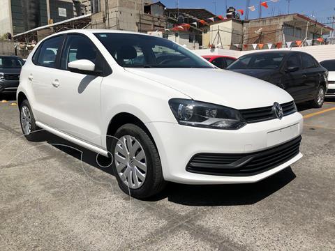 Volkswagen Polo Hatchback Startline usado (2020) color Blanco financiado en mensualidades(enganche $4,847 mensualidades desde $4,847)