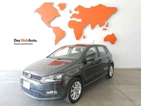 Volkswagen Polo Hatchback Disign & Sound Tiptronic usado (2020) color Gris precio $230,151