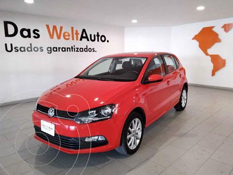 Volkswagen Polo Hatchback Design & Sound usado (2020) color Rojo precio $225,500