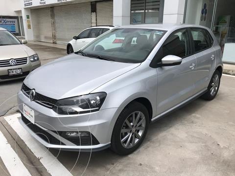 Volkswagen Polo Hatchback Disign & Sound Tiptronic usado (2020) color Plata precio $249,990