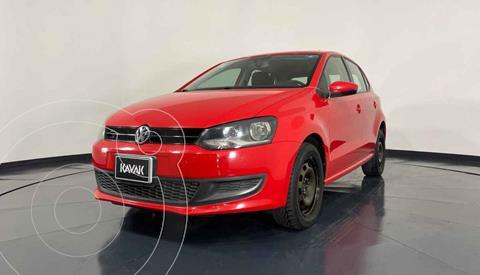 Volkswagen Polo Hatchback Comfortline  usado (2014) color Rojo precio $159,999