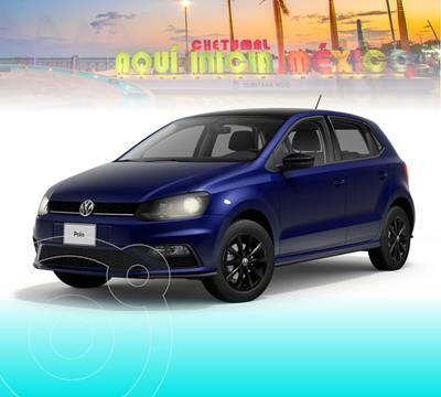 OfertaVolkswagen Polo Hatchback Edicion Especial nuevo color Azul Metalico precio $253,232