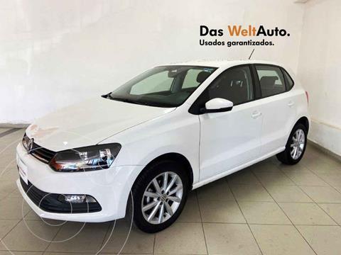 Volkswagen Polo Hatchback Design & Sound usado (2020) color Blanco precio $226,703