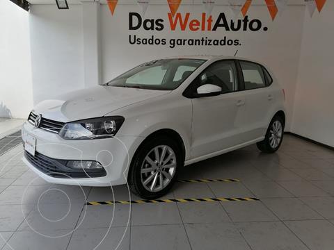 Volkswagen Polo Hatchback Sound Tiptronic usado (2020) color Blanco precio $235,000