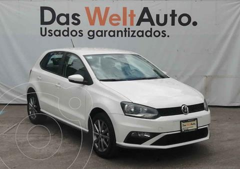 Volkswagen Polo Hatchback Comfortline Plus usado (2020) color Blanco precio $238,900