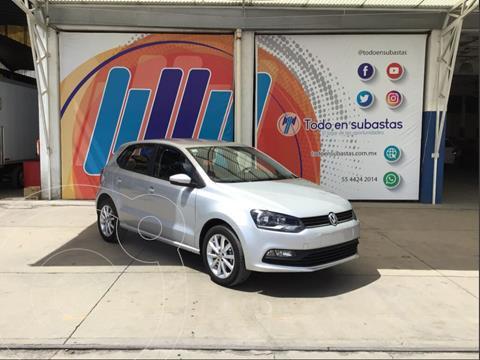 Volkswagen Polo Hatchback Design & Sound usado (2020) color Gris precio $155,000