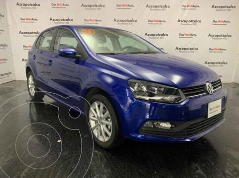 Volkswagen Polo Hatchback Design & Sound usado (2020) color Azul precio $224,990